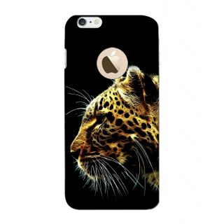 Instyler Digital Printed 3D Back Cover For Apple I Phone 6S Logo 3Dip6SlogoTmc-11685