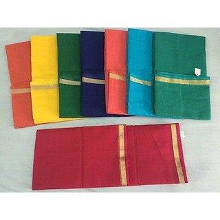 Beautifully crafted kota Doria combo sarees offer