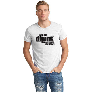 Dreambolic Enjoy Show Half Sleeve T-Shirt
