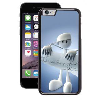 Digital Printed Back Cover For Apple I Phone 6 Ip6Tmc-12057