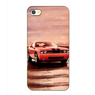Instyler Premium Digital Printed 3D Back Cover For Apple I Phone 4 3Dip4Tmc-12010