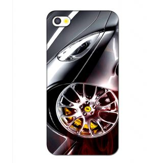 Instyler Premium Digital Printed 3D Back Cover For Apple I Phone 4 3Dip4Tmc-12039