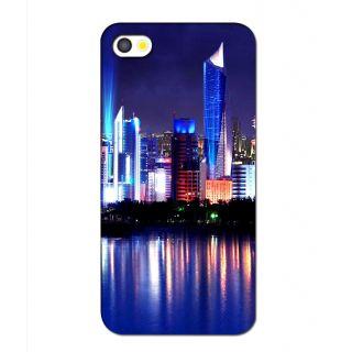 Instyler Premium Digital Printed 3D Back Cover For Apple I Phone 4 3Dip4Tmc-12094