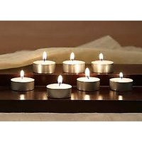 Arts  Kraft T Light Candle Smokeless (Pack Of 50 Pcs)