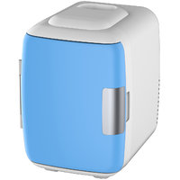 PortaChill PC-05 mini fridge chiller  warmer car refrigerator 5 L (Blue)