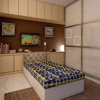 bellz single cotton mattress