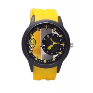 Puma Watch {Glass Yellow}