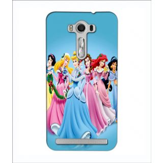 Instyler Digital Printed 3D Back Cover For Asus Zen Fone 2 Lazer Ze 550 Kl 3DASUSZE550KLTMC-11634