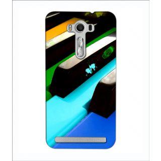 Instyler Digital Printed 3D Back Cover For Asus Zen Fone 2 Lazer Ze 550 Kl 3DASUSZE550KLTMC-11790