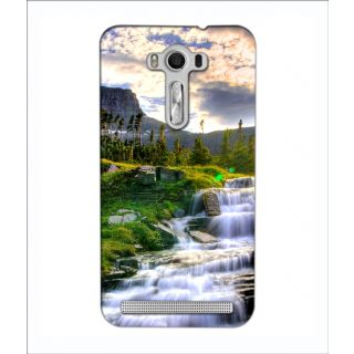 Instyler Digital Printed 3D Back Cover For Asus Zen Fone 2 Lazer Ze 550 Kl 3DASUSZE550KLTMC-11854