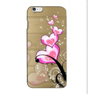 Instyler Digital Printed 3D Back Cover For Apple I Phone 6S 3DIP6STMC-11311