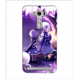 Instyler Digital Printed 3D Back Cover For Asus Zen Fone 2 Lazer Ze 550 Kl 3DASUSZE550KLTMC-11647
