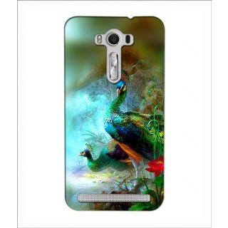 Instyler Digital Printed 3D Back Cover For Asus Zen Fone 2 Lazer Ze 550 Kl 3DASUSZE550KLTMC-11674