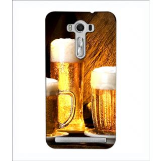Instyler Digital Printed 3D Back Cover For Asus Zen Fone 2 Lazer Ze 550 Kl 3DASUSZE550KLTMC-11734