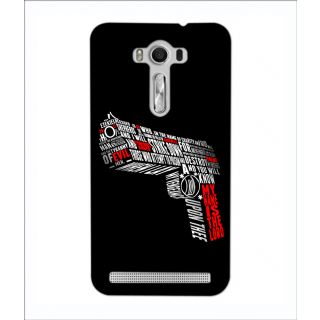 Instyler Digital Printed 3D Back Cover For Asus Zen Fone 2 Lazer Ze 550 Kl 3DASUSZE550KLTMC-11886