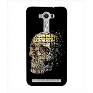 Instyler Digital Printed 3D Back Cover For Asus Zen Fone 2 Lazer Ze 550 Kl 3DASUSZE550KLTMC-11900