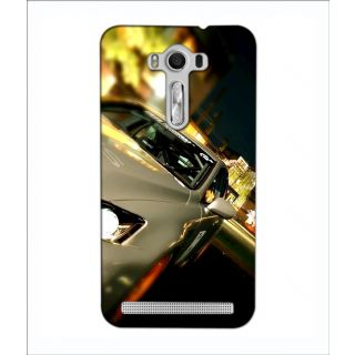 Instyler Digital Printed 3D Back Cover For Asus Zen Fone 2 Lazer Ze 550 Kl 3DASUSZE550KLTMC-12029