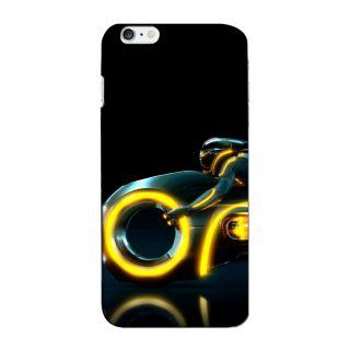 Instyler Digital Printed 3D Back Cover For Apple I Phone 6S 3DIP6STMC-12060