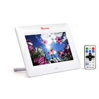 XElectron 7 Inch Digital Photo Frame 700PS (White)