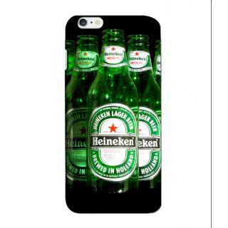 Instyler Digital Printed 3D Back Cover For Apple I Phone 6S 3DIP6STMC-11748