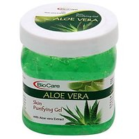 BIO CARE – FACE & BODY GEL | ALOE VERA - Skin Purifying Gel | 500 Ml