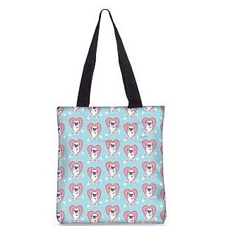 Brand New Snoogg Tote Bag LPC-3362-TOTE-BAG