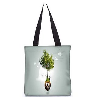 Brand New Snoogg Tote Bag LPC-6696-TOTE-BAG