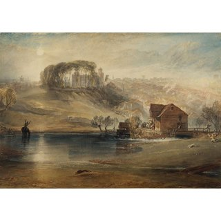 The Museum Outlet - Colchester, 1826 - Poster Print Online Buy (24 X 32 Inch)