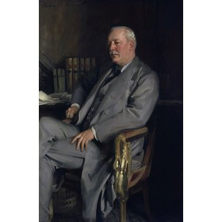 The Museum Outlet - Evelyn Baring, 1st Earl of Cromer by John Singer Sargent - Poster Print Online Buy (24 X 32 Inch)
