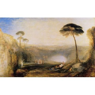 The Museum Outlet - Golden Bough, 1834 - Poster Print Online Buy (24 X 32 Inch)