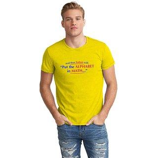 Dreambolic Satan Math Half Sleeve T-Shirt