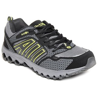 Action Men'S Green Sport Shoes