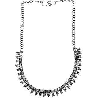 New Creation Chokar Germen silver Necklace