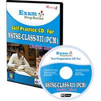 Exam Prep CD For  NSTSE Class 12 (PCM)