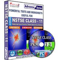 NSTSE Class 11 (PCM) - 98262801