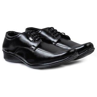 Action Men'S Black Formal Shoes
