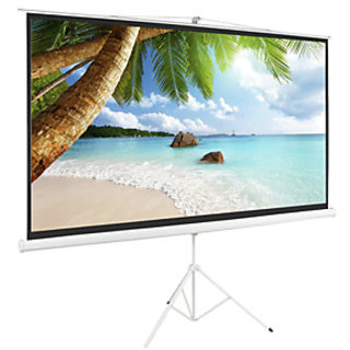 Delta K Series Tripod Projector Screen Size 5 Feet X 7 Feet A++++