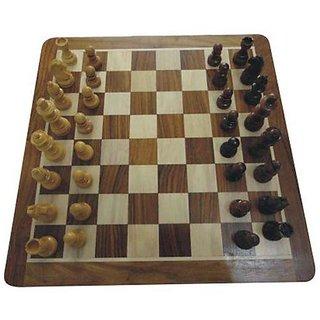 ikashan  Wooden Chess Board nnn