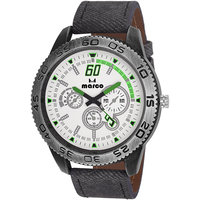 MARCO White Analog Watch For Men - 98265296