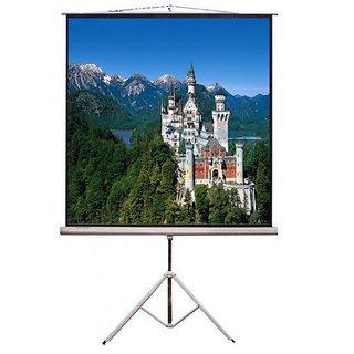 Delta M Series Tripod Projector Screen Size 8 Feet X 6 Feet A++++