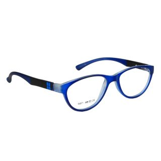 Pears Full Rim Cateye Blue Sheet Frame