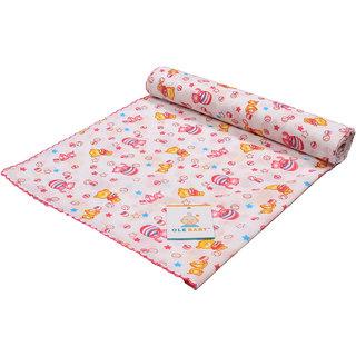Ole Baby Soft Comfortable Multi Purpose New Born Cotton Wrap Blanket, Adjustable Infant Wrap, 100  Organic Cotton Soft Furry 0-9 months