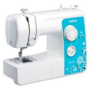 Brother JS 1410 Sewing Machine With 14 Stitches (Parkas Sewing Machine)