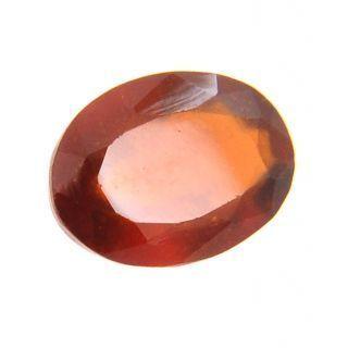 P.p.gems good qualities Hessonite Garnet (gomed) Certified Gemstone  13.25 ratti