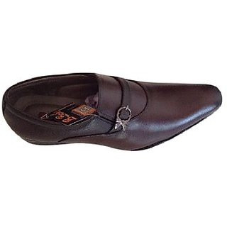 Formal Shoes In Brown Color Code-104