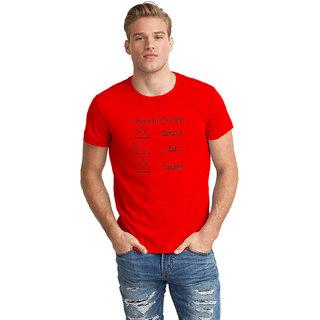 Dreambolic Name Triangles Half Sleeve T-Shirt
