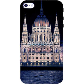 ifasho Victoria palace Back Case Cover for Apple iPhone 5