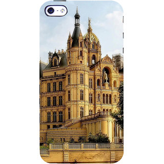 ifasho Historic Place Back Case Cover for Apple iPhone 5