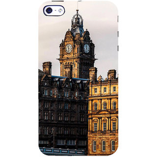 ifasho Historic Place of kolkata Back Case Cover for Apple iPhone 5
