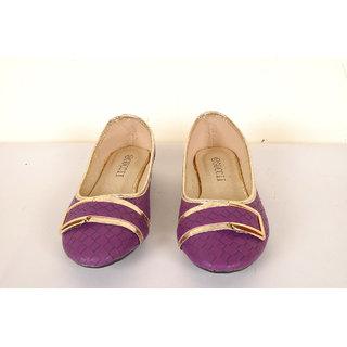 Senorita Women's Bellies(Purple)
